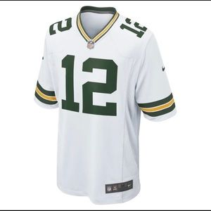 Aaron Rodgers Green Bay Packers Jersey